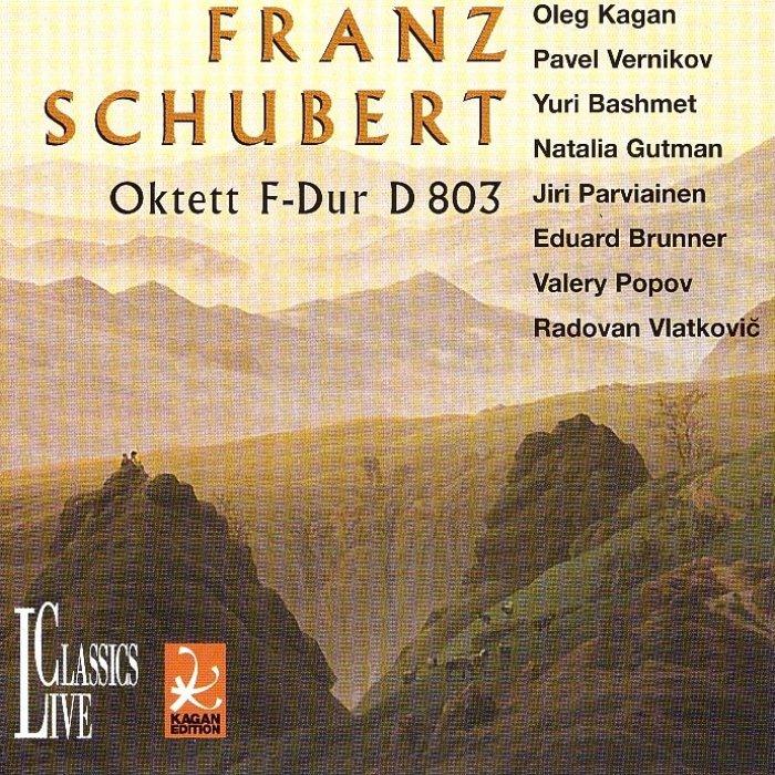 Vol XXIII: Franz Schubert – Octet op  166