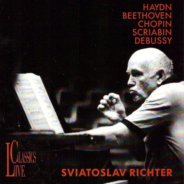 A Scriabin Sviatoslav Richter Etudes Sonata